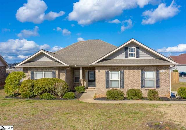 940 Rip Rap Drive, Boiling Springs, SC 29316 (#1413498) :: Coldwell Banker Caine