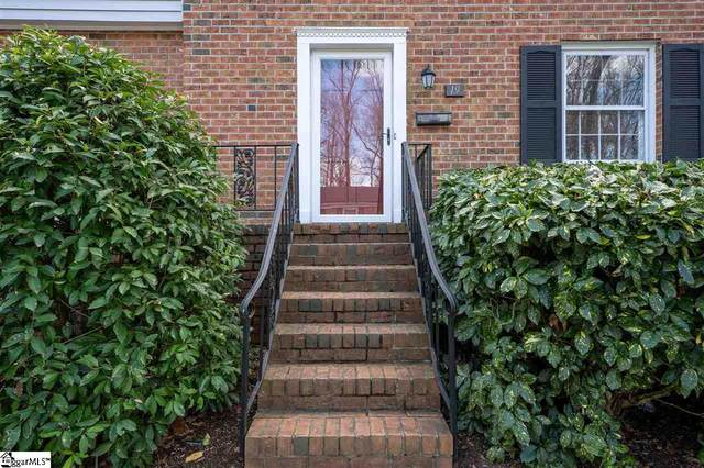 815 Edwards Road Unit 19, Greenville, SC 29615 (#1413546) :: Connie Rice and Partners