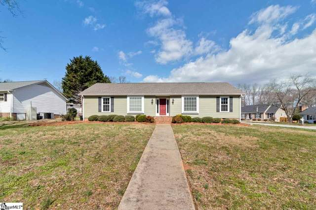 125 Canebrake Drive, Greer, SC 29651 (#1413551) :: Connie Rice and Partners