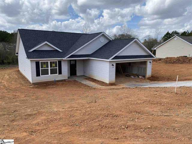 140 Miller Road, Belton, SC 29627 (#1413591) :: The Haro Group of Keller Williams