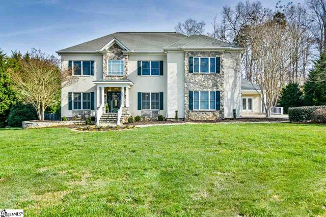 600 Glen Meadows Drive, Simpsonville, SC 29680 (#1413645) :: Coldwell Banker Caine