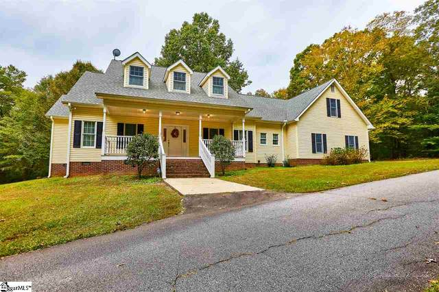 315 Binder Ridge Road, West Union, SC 29696 (#1413669) :: Hamilton & Co. of Keller Williams Greenville Upstate