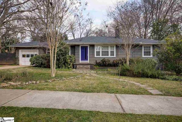 53 Holmes Drive, Greenville, SC 29609 (#1413697) :: Connie Rice and Partners