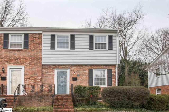 815 Edwards Road Unit 93, Greenville, SC 29615 (#1413705) :: Connie Rice and Partners