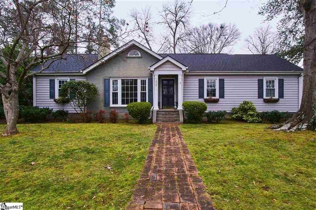 209 Longview Terrace, Greenville, SC 29605 (MLS #1413760) :: Prime Realty