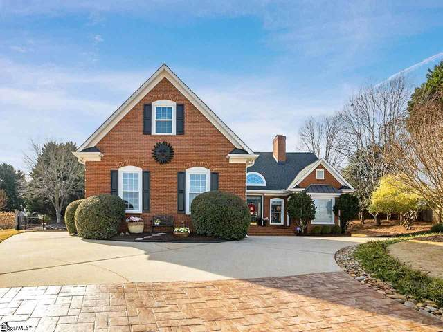 15 Stone Valley Court, Greer, SC 29650 (MLS #1413795) :: Resource Realty Group
