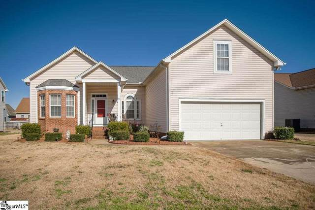 10 Colleton Court, Simpsonville, SC 29681 (#1413798) :: Connie Rice and Partners