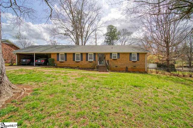 418 Wedgewood Drive, Boiling Springs, SC 29316 (#1413849) :: Hamilton & Co. of Keller Williams Greenville Upstate
