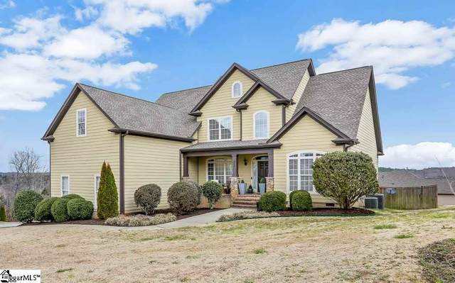 300 Castle Creek Drive, Greer, SC 29651 (#1413859) :: Connie Rice and Partners