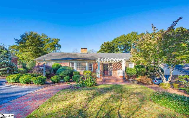 42 Partridge Lane, Greenville, SC 29601 (#1413898) :: Connie Rice and Partners