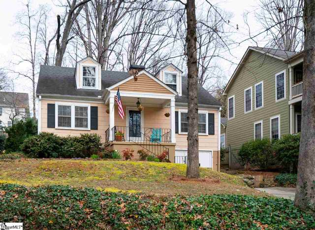 19 Sylvan Drive, Greenville, SC 29605 (#1413902) :: Coldwell Banker Caine