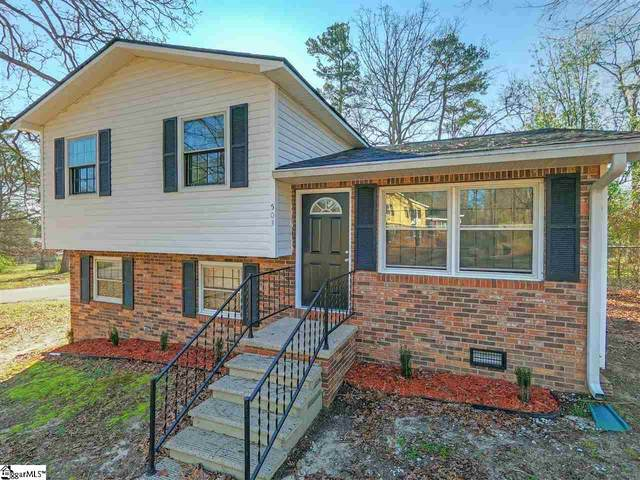 503 Old Farm Road, Moore, SC 29369 (#1413915) :: Coldwell Banker Caine