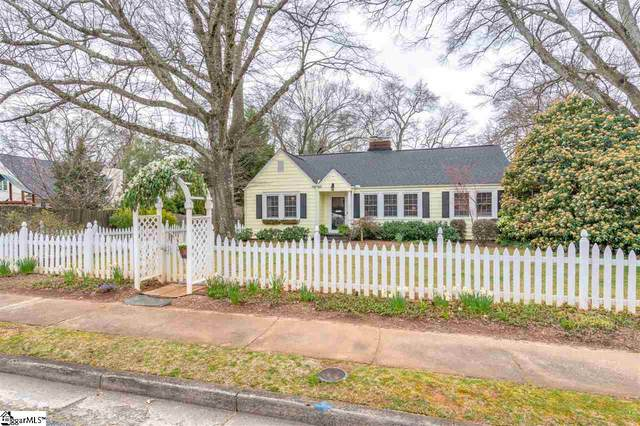 206 Westminster Drive, Greenville, SC 29605 (#1413916) :: Coldwell Banker Caine