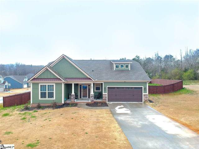 601 Snowshoe Court, Travelers Rest, SC 29690 (#1413942) :: The Robby Brady Team