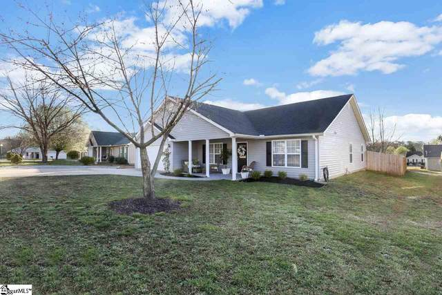 12 Bobber Court, Taylors, SC 29687 (#1413949) :: Coldwell Banker Caine