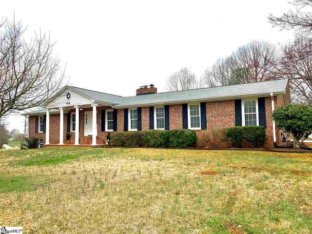 408 Rices Creek Road, Liberty, SC 29657 (#1414008) :: J. Michael Manley Team