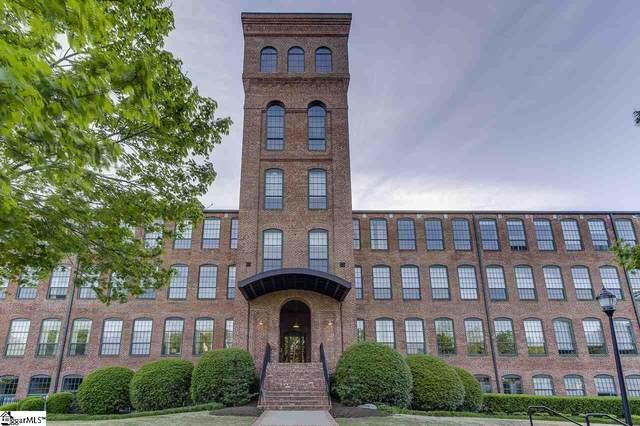 400 Mills Avenue #204, Greenville, SC 29605 (#1414015) :: Hamilton & Co. of Keller Williams Greenville Upstate