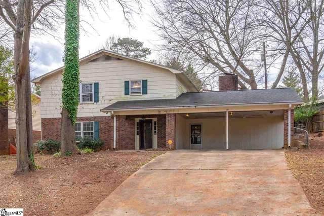 149 Hendrix Drive, Boiling Springs, SC 29316 (#1414030) :: Hamilton & Co. of Keller Williams Greenville Upstate