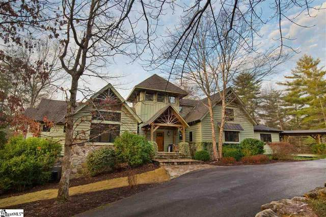 211 Vineyard Park, Sunset, SC 29685 (#1414082) :: Hamilton & Co. of Keller Williams Greenville Upstate