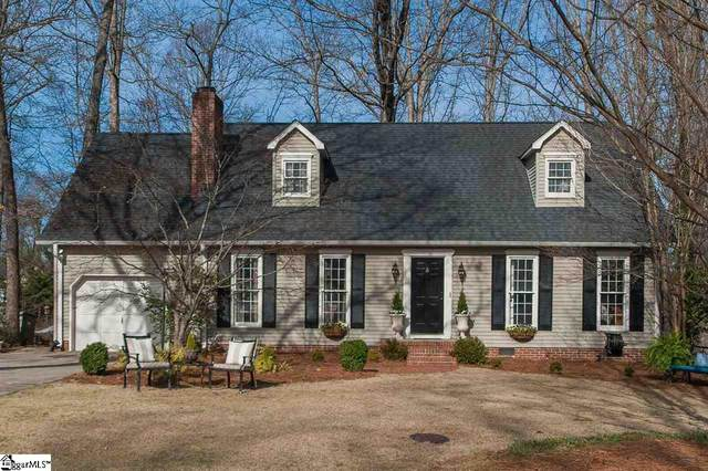 14 Milford Court, Taylors, SC 29687 (#1414114) :: Connie Rice and Partners