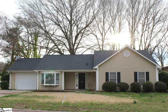 201 Belcross Drive, Simpsonville, SC 29681 (MLS #1414119) :: Resource Realty Group