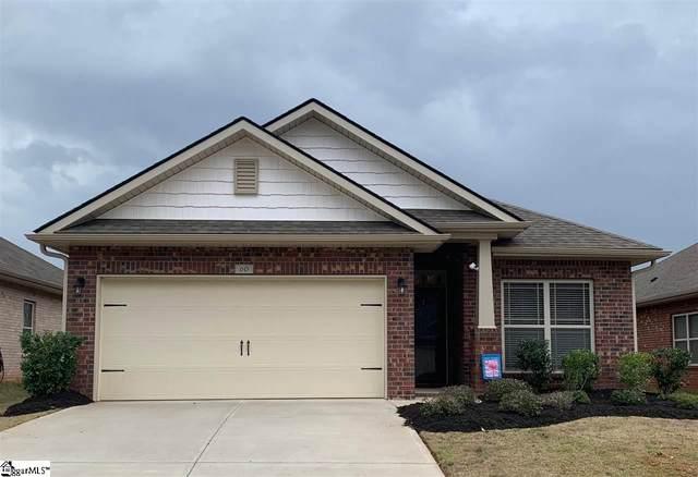 60 Border Avenue, Simpsonville, SC 29680 (#1414178) :: Coldwell Banker Caine