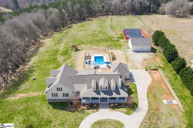 120 Cooper Drive, Simpsonville, SC 29681 (#1414235) :: Hamilton & Co. of Keller Williams Greenville Upstate