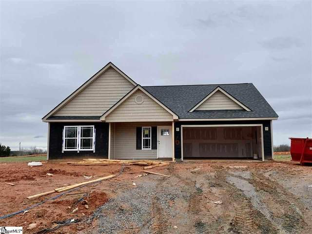1402 Satterfield Drive Lot 6, Greer, SC 29651 (#1414249) :: Coldwell Banker Caine