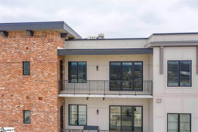 110 N Markley Place Unit 504, Greenville, SC 29601 (#1414288) :: Coldwell Banker Caine
