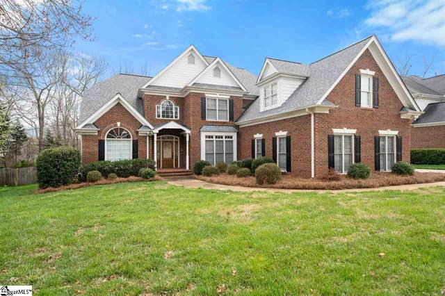 722 Carriage Hill Road, Simpsonville, SC 29681 (#1414384) :: The Robby Brady Team