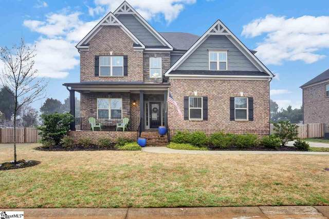 7 Clifton Grove Way, Simpsonville, SC 29681 (#1414425) :: Coldwell Banker Caine