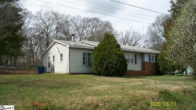 9 Tall Oaks Drive, Greenville, SC 29611 (#1414428) :: Modern