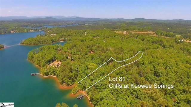 551 Leaning Pine Trail, Six Mile, SC 29682 (#1414437) :: Hamilton & Co. of Keller Williams Greenville Upstate