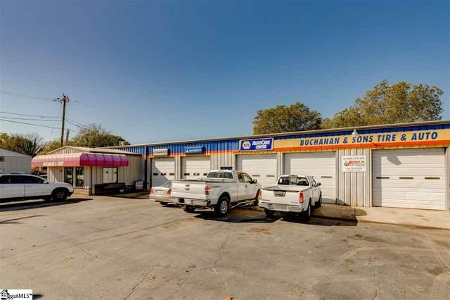 401 Poinsett Highway, Greenville, SC 29609 (MLS #1414443) :: Prime Realty