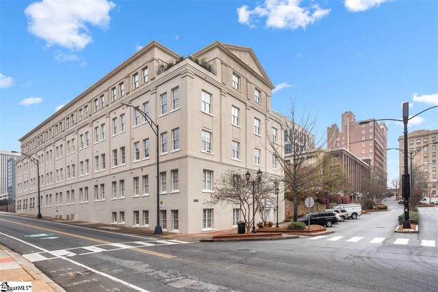 100 W Court Street Unit 3-O, Greenville, SC 29601 (#1414445) :: The Haro Group of Keller Williams