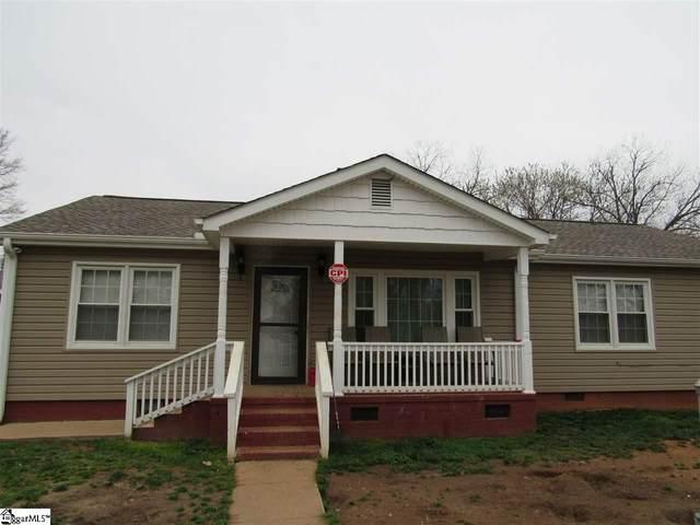 245 Harris Street, Greer, SC 29651 (#1414446) :: Hamilton & Co. of Keller Williams Greenville Upstate