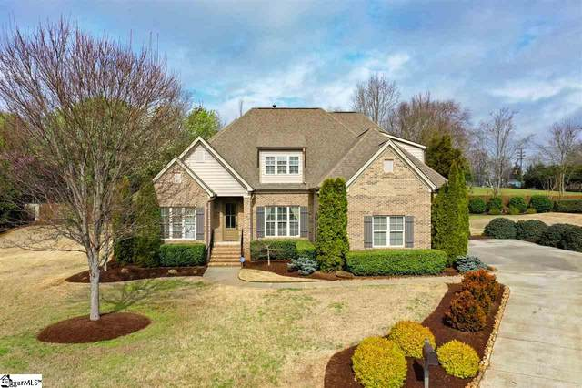 17 Sunny Meadow Lane, Simpsonville, SC 29681 (#1414447) :: Connie Rice and Partners