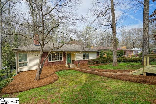 155 Bradley Drive, Greenville, SC 29609 (#1414501) :: The Toates Team