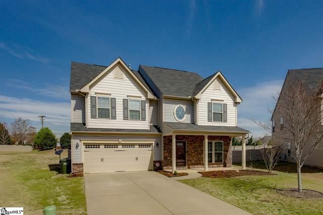 14 Brenau Place, Simpsonville, SC 29681 (#1414518) :: Hamilton & Co. of Keller Williams Greenville Upstate
