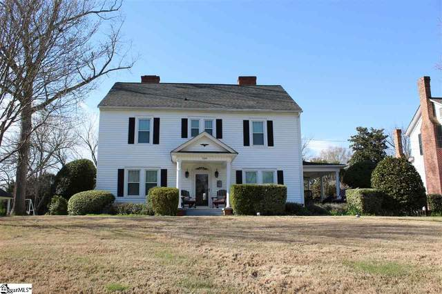 550 W Main Street, Laurens, SC 29360 (#1414538) :: The Haro Group of Keller Williams
