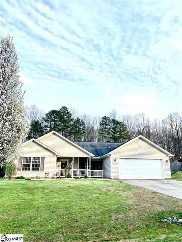 114 Cedar Glen Drive, Williamston, SC 29697 (#1414543) :: Coldwell Banker Caine