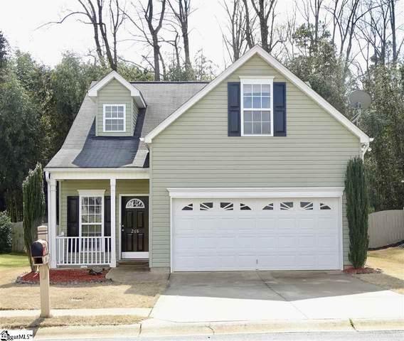 268 Dellwood Drive, Spartanburg, SC 29301 (#1414546) :: The Robby Brady Team