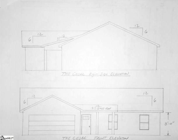7573 S Old Laurens Road, Gray Court, SC 29645 (#1414565) :: J. Michael Manley Team