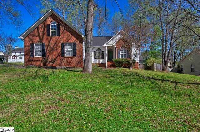 607 Pallas Drive, Boiling Springs, SC 29316 (#1414576) :: The Toates Team