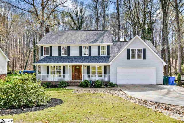 1004 Willow Branch Drive, Simpsonville, SC 29680 (#1414610) :: J. Michael Manley Team