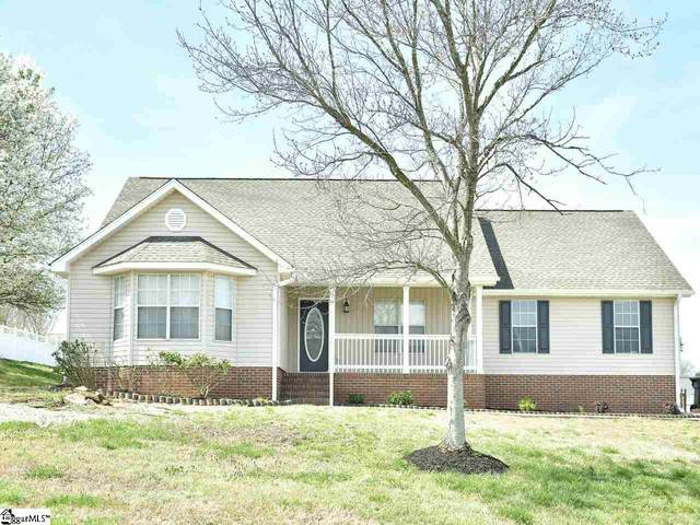258 Cornelson Drive, Greer, SC 29651 (MLS #1414615) :: Resource Realty Group