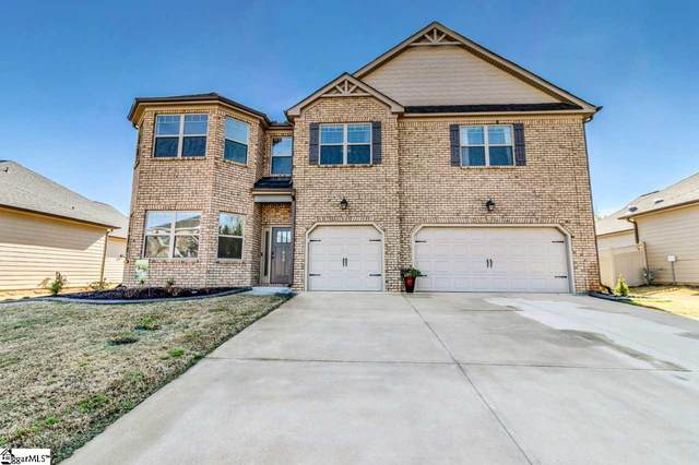 919 Willhaven Place, Simpsonville, SC 29681 (#1414641) :: Hamilton & Co. of Keller Williams Greenville Upstate