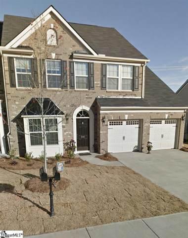 208 Alderside Place, Greer, SC 29650 (#1414650) :: Expert Real Estate Team