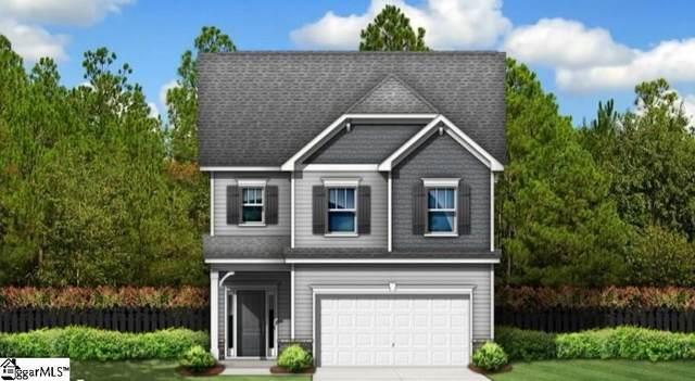 513 Baycraft Lane Lot 128, Simpsonville, SC 29681 (#1414676) :: The Haro Group of Keller Williams
