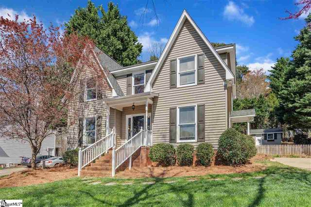 103 Monarch Place, Taylors, SC 29687 (#1414690) :: Coldwell Banker Caine